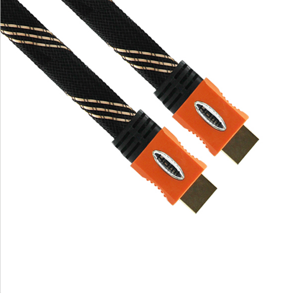 VCOM Flat Easy Rolling HDMI Cable